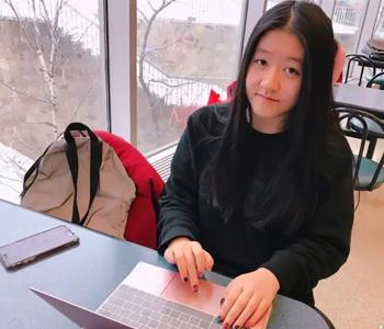 Katie Chen – Arts & Science – McGill University